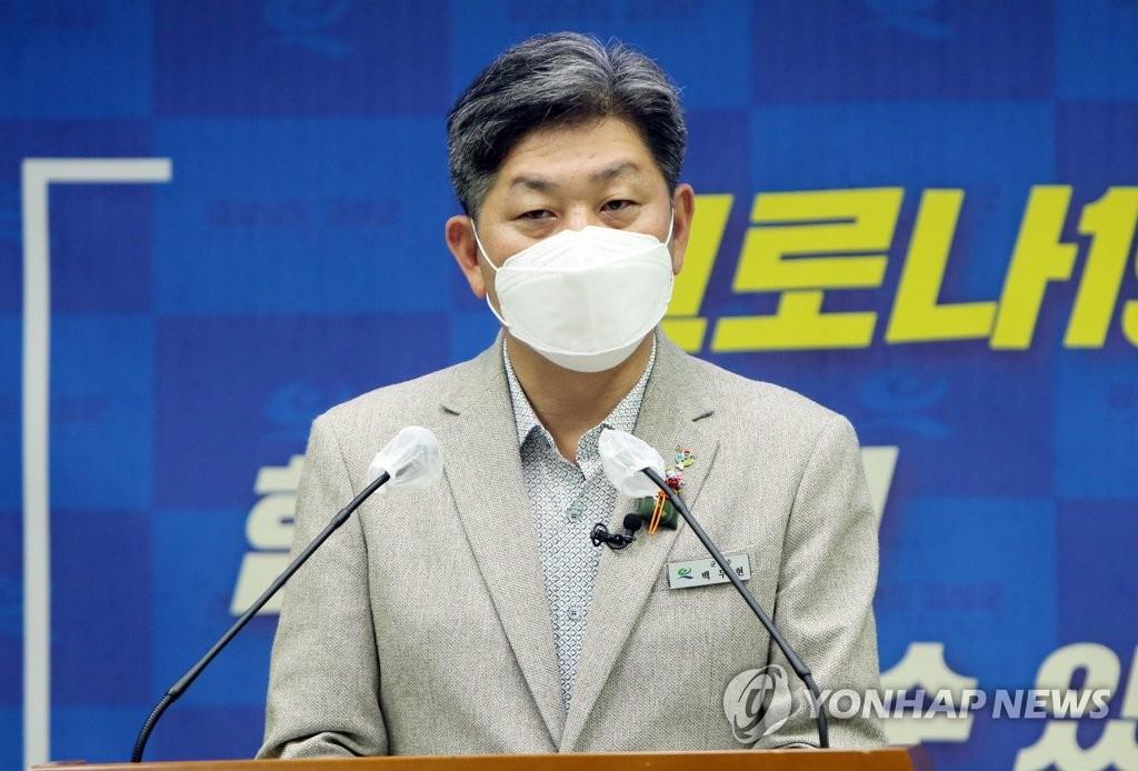 백신 접종률 높은 경남 고성군, 공룡엑스포 개최에 '자신감'(종합)