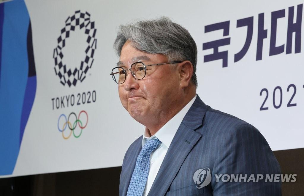 김경문 야구대표팀 감독을 마음 아프게 한 이름 '구창모'