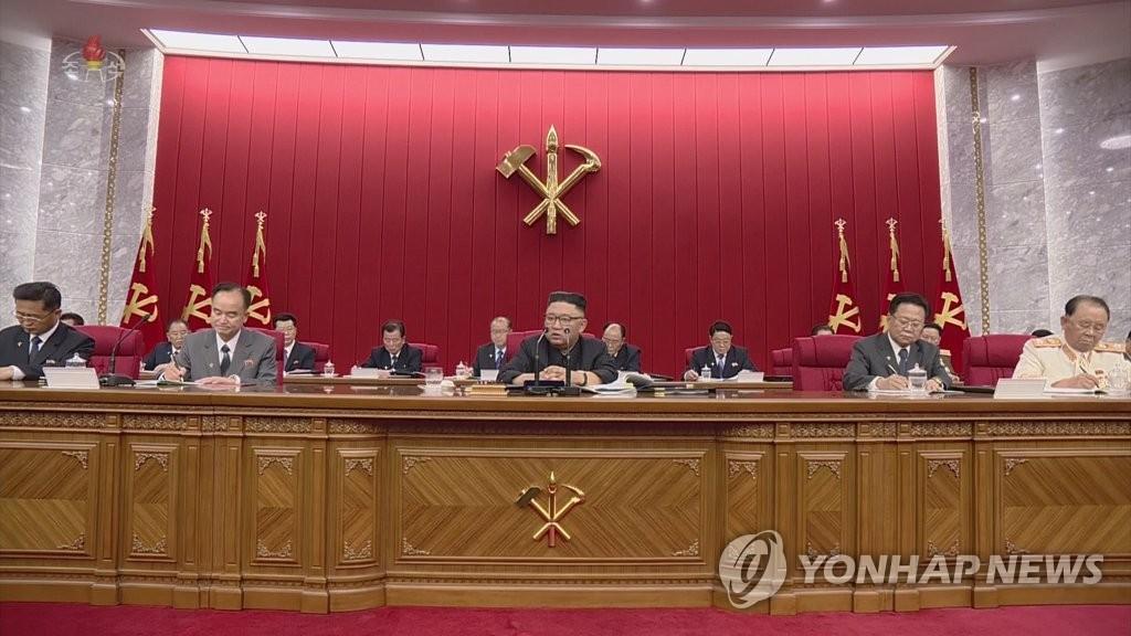 """김정은 """"대화·대결에 다 준비돼야…한반도정세 안정관리 주력"""""""