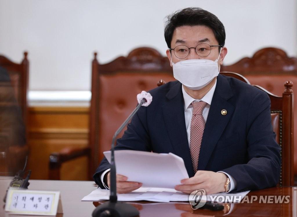 """정부 """"시장 대응능력 어느 때보다 강해…리스크 선제대응""""(종합)"""