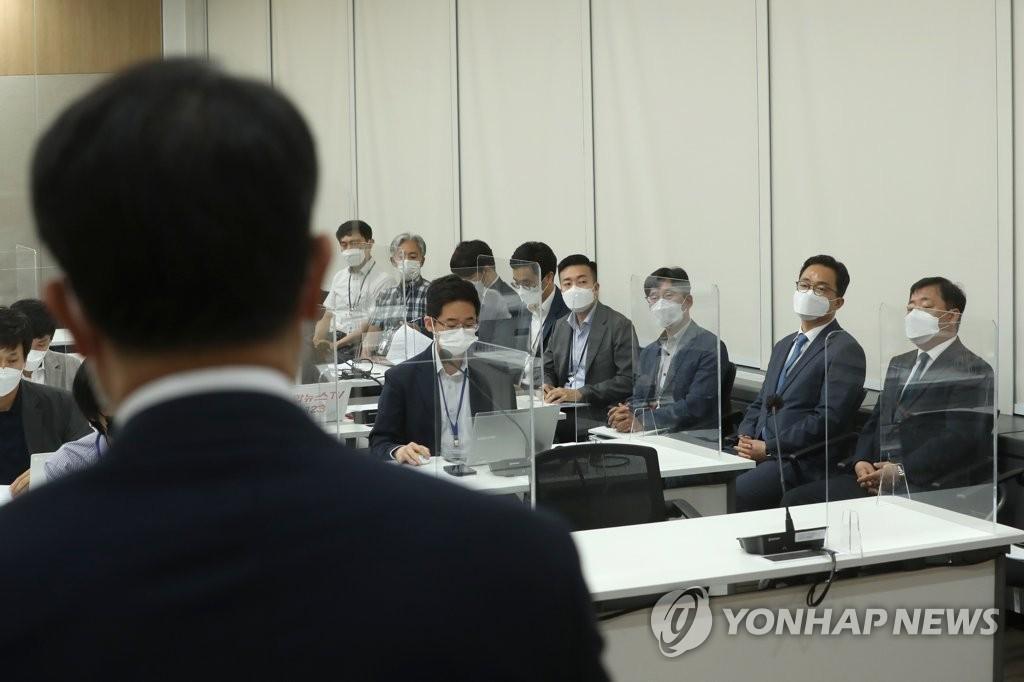 """김진욱 """"尹 본격 수사단계 아냐…선거 영향 없을 것"""""""