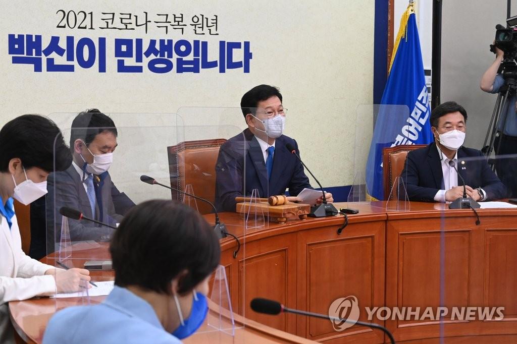 與, 내주 광주서 첫 예산협의…이준석 친호남 견제?