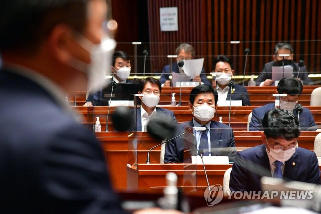 """김진표 """"'상위 2% 종부세'로 예측 가능성 높아져"""""""