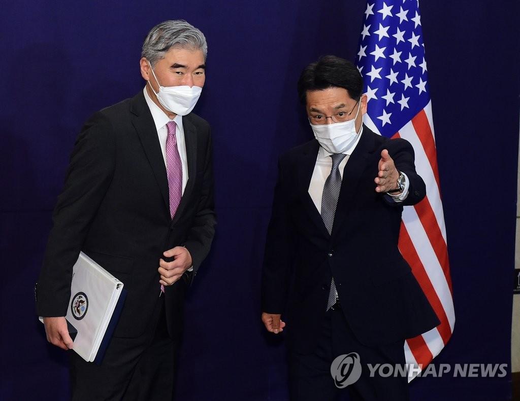 """외교부, 북한의 잇단 대화 일축에도 """"가능성 열려있어"""""""
