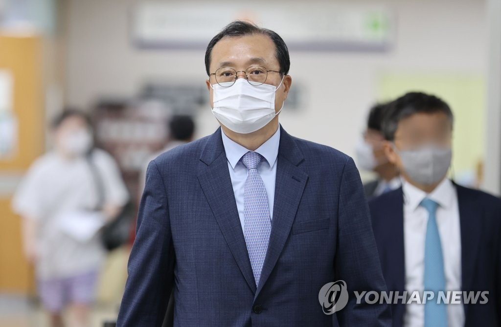 [2보] 檢 '재판개입' 임성근에 2심도 징역 2년 구형