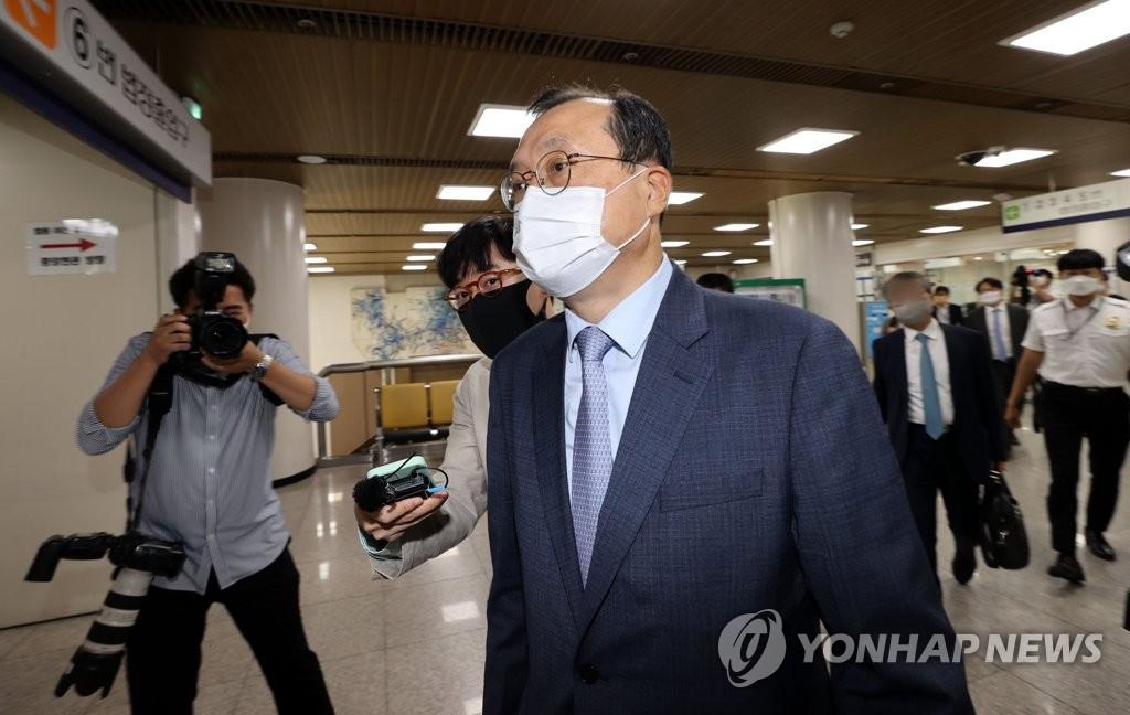 '재판개입' 임성근 2심도 실형 구형…8월12일 선고(종합2보)