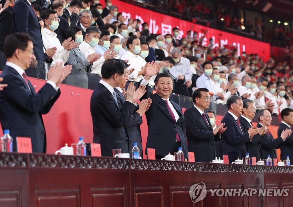 '창당 100주년' 中권력 향배는…시진핑 독주 속 세대교체 난망