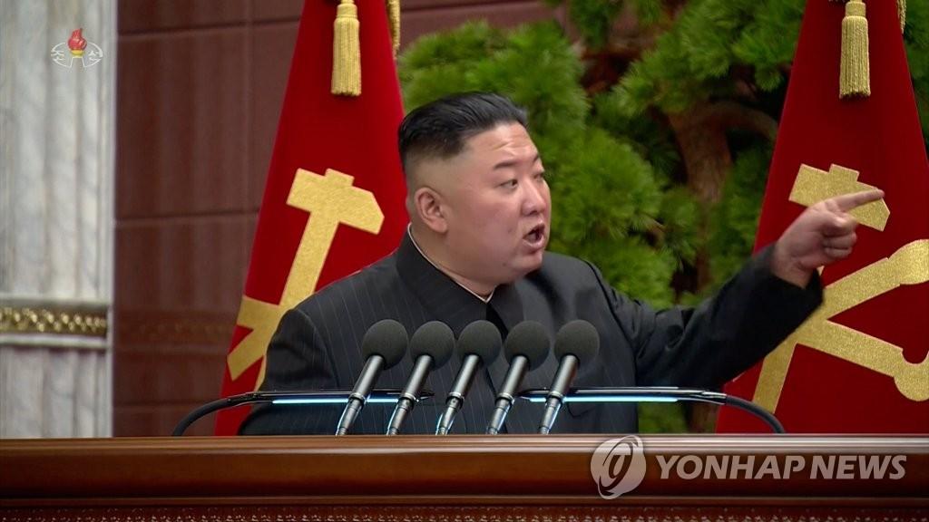 김정은 '중대사건' 질책 뒤 코로나19 사령탑 줄줄이 해임된듯(종합)