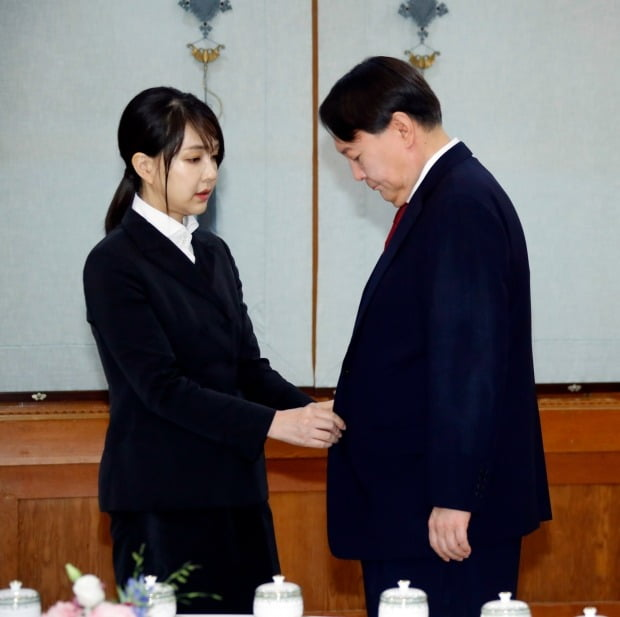 윤석열 김건희 부부 /사진=연합뉴스