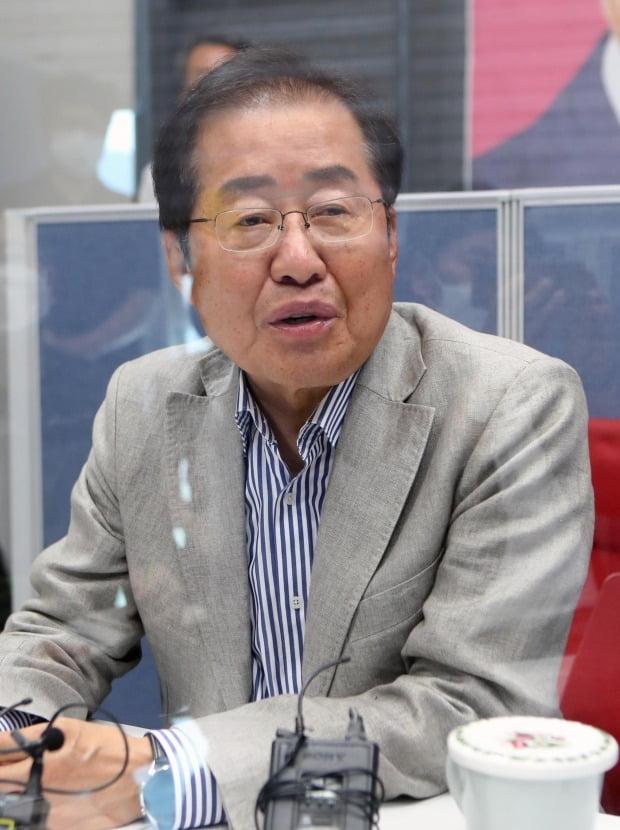 홍준표 무소속 의원, 국민의힘 복당 /사진=연합뉴스