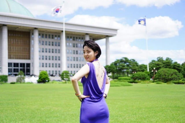 타투업법 제정 촉구하는 류호정 의원 /사진=연합뉴스