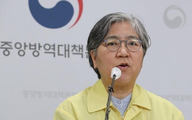정은경 질병관리청장(중앙방역대책본부장) /사진=연합뉴스