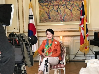 """""""영국이 한국 보는 눈 완전히 달라져…경이롭다"""""""
