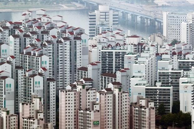 서울 마포구 일대의 아파트들. / 사진=뉴스1