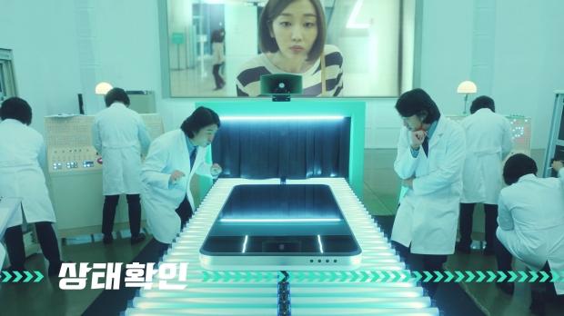 '민팃ATM' 내부 공개하는 '인사이드 민팃' 광고 캠페인 제작
