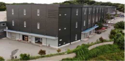 CAC자산운용이 인수한 여주 베이지박스투 물류센터.