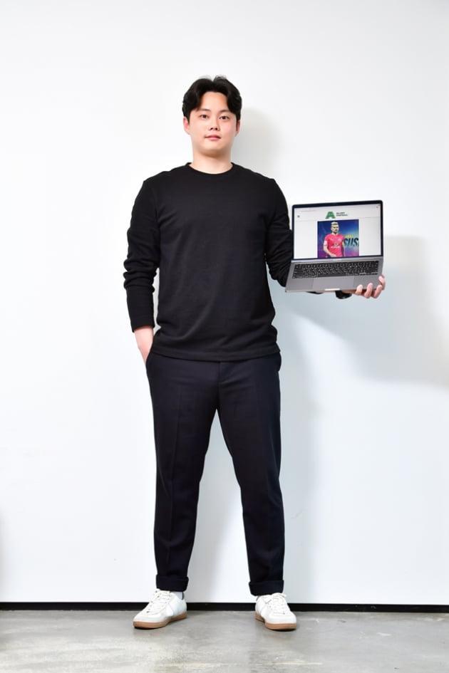 """[2021 세종대 캠퍼스타운 스타트업 CEO] """"하이플 몇 번 클릭으로 축구선수와 클럽팀·에이전트를 서로 연결해줍니다"""" 올그라운드"""