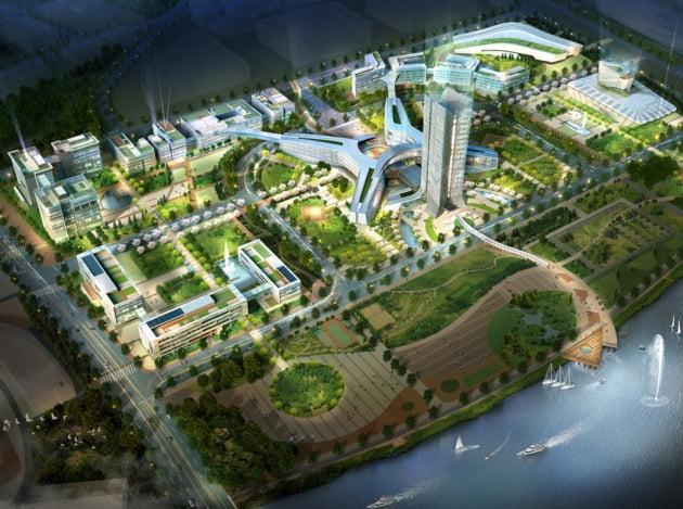 순천향대병원, 인천 '청라의료복합타운' 에 미래형 의료관광 특구 만든다