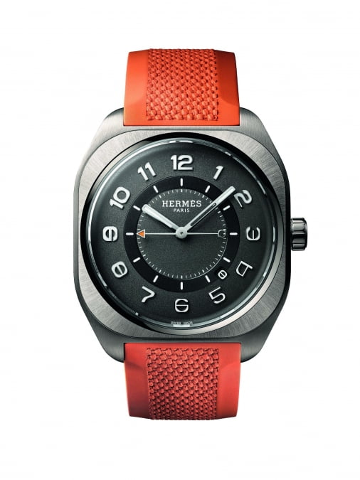 에르메스가 올해 출시한 스포츠 시계 'H08'