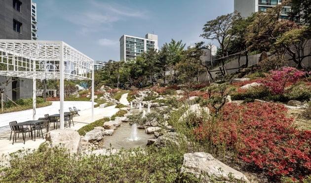 최근 강남에 신축된 아파트 전경. / 자료=한경DB