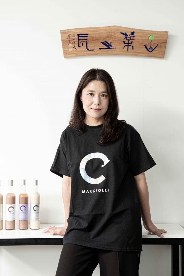 △최영은 C막걸리 대표.