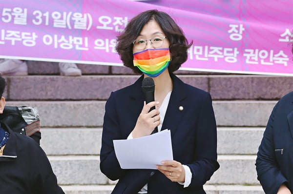 """이재명 지지한 우원식 """"1% 기득권의 차가운 능력주의 넘을 적임자"""""""