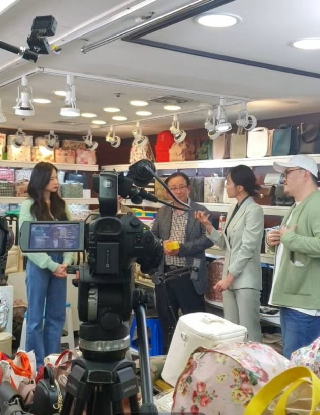 △MBC 예능프로그램 '폐업요정'에 출연한 윤진이 씨.(사진제공=윤진이 씨)