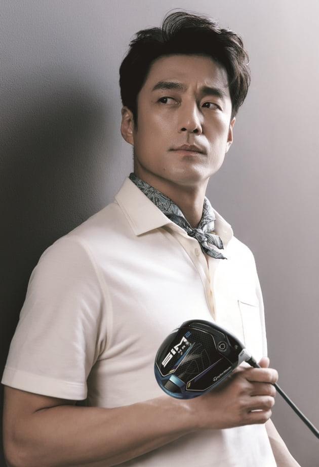 [Cover story] Not Amateur 배우 지진희와 함께한 Better GOLF 2021년 여름호