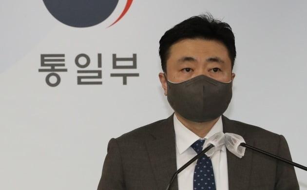 차덕철 통일부 부대변인./ 연합뉴스