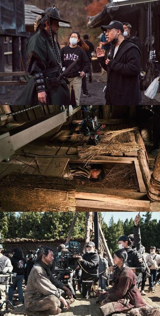'킹덤: 아신전' /사진=넷플릭스 제공