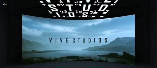△비브스튜디오스가 온라인 전시를 통해 공개한 `더 브레이브 뉴 월드`가 온라인을 통해 전시되고 있다.