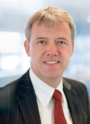 피터 베닝크 ASML CEO. 한경DB