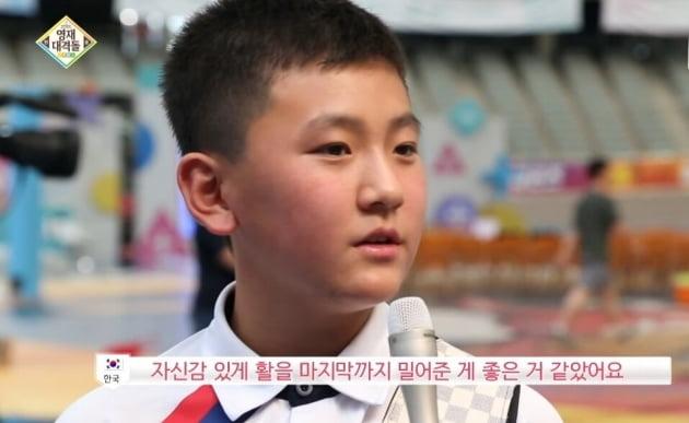 /사진=SBS '영재발굴단' 영상 캡처