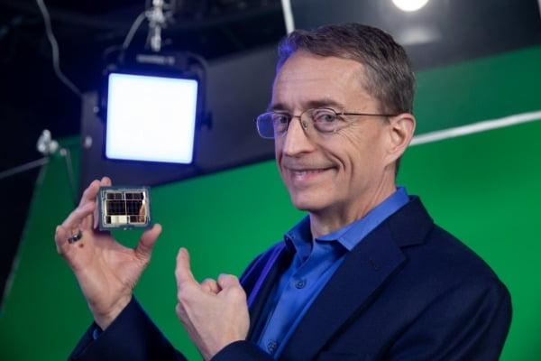 팻 겔싱어 인텔 CEO. 한경DB