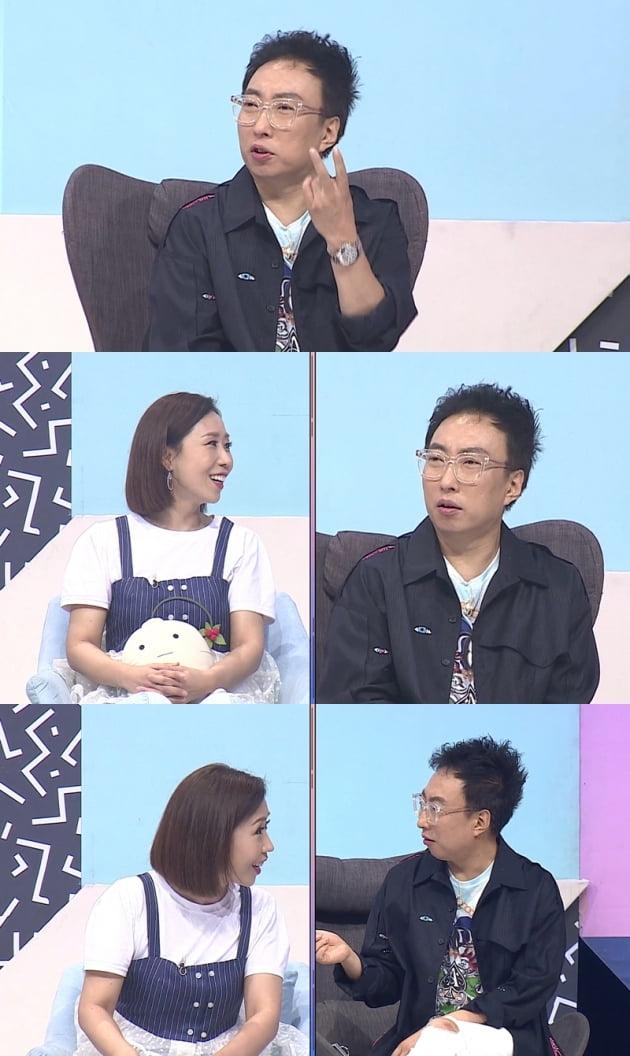 '대한외국인' 박명수, 과거 정선희 짝사랑 고백 /사진=MBC에브리원 제공