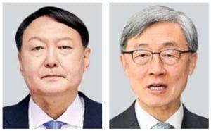 윤석열 前검찰총장·최재형 前감사원장