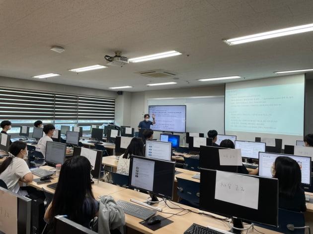 상명대, 충남 지역 고교생 40여 명 대상 진로탐색 교육과정 운영