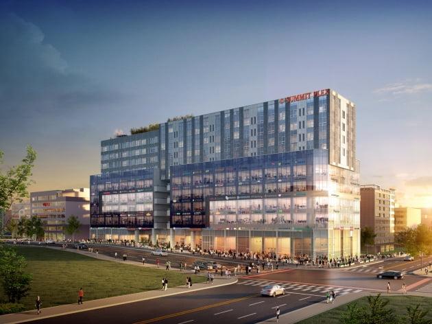 도시재생기업 고등동지역공동체조합, '수원 고등 써밋플렉스' 선봬