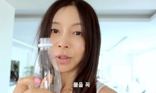 /사진=황신혜 유튜브 영상 캡처
