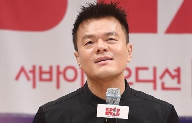 JYP 박진영 / 사진 = 한경DB