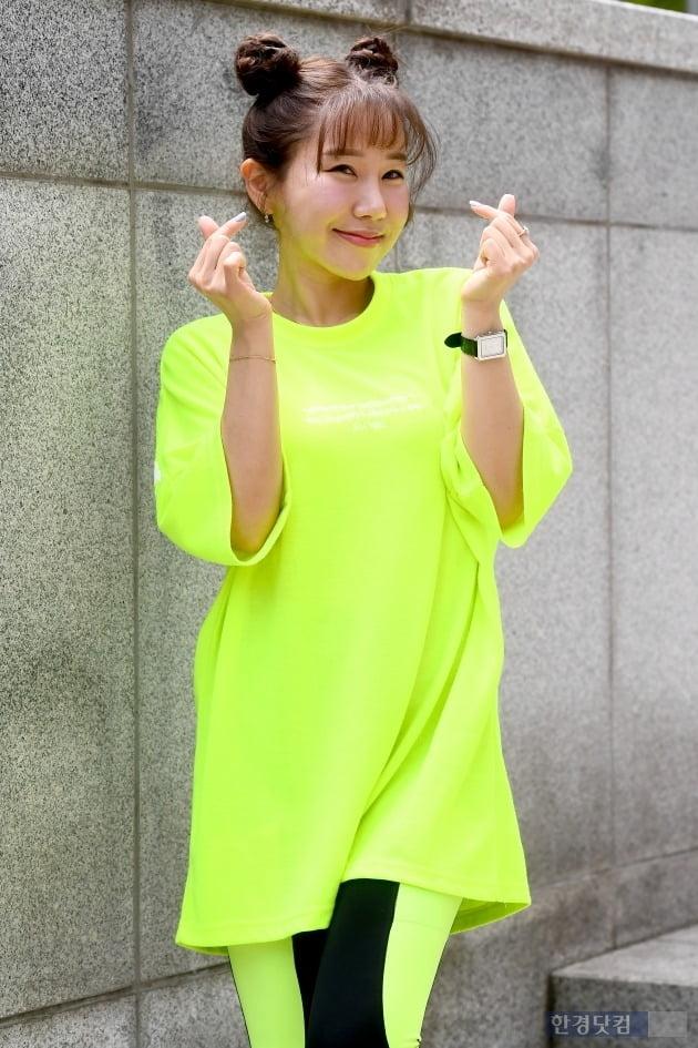 그룹 미스티 김다나 /사진=변성현 기자