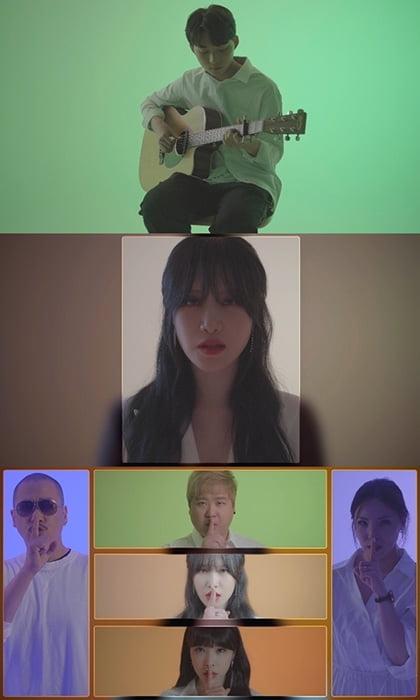 """""""보컬이 이 정도였어?"""" 예지, 천재 뮤지션 송시현과 함께한 세련된 '시크릿토(Secreto)' 영상 공개"""