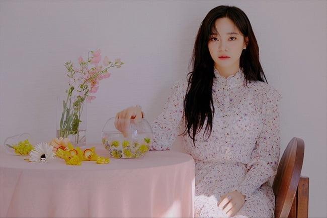 김세정, 4개월 만에 가수 컴백…23일 `Baby I Love U` 음원 발매