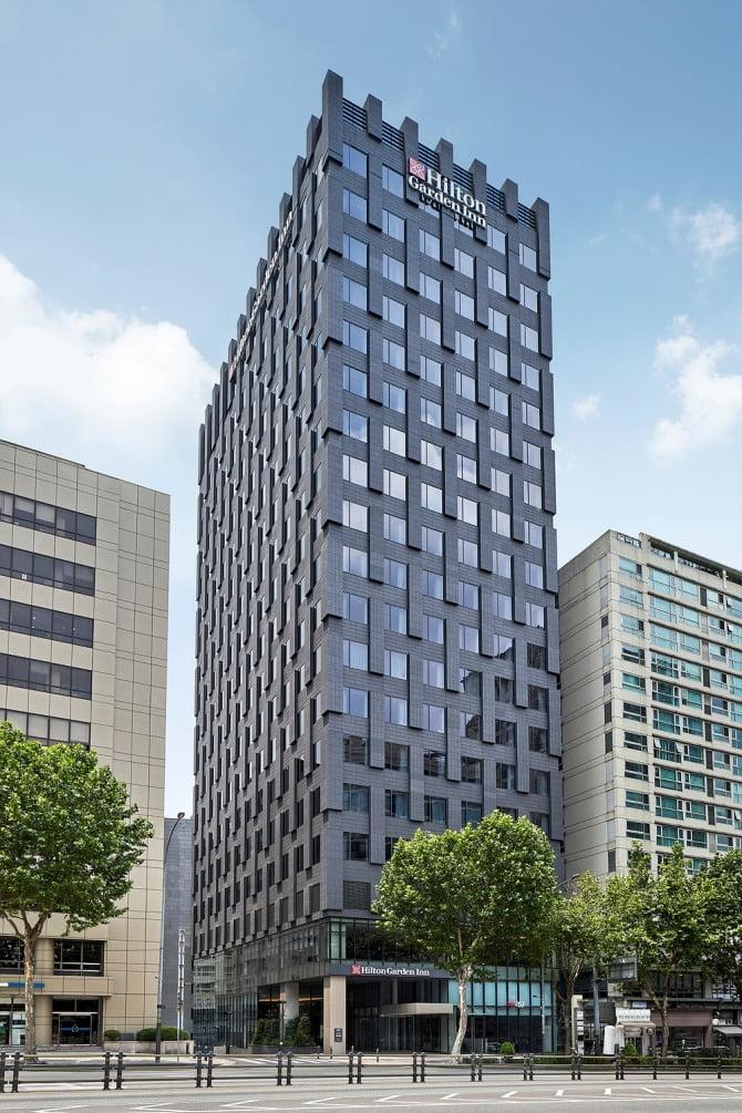 힐튼 가든 인 서울 강남, 7월 15일 그랜드 오픈…루프톱 풀 갖춘 강남 최초의 인터내셔널 호텔