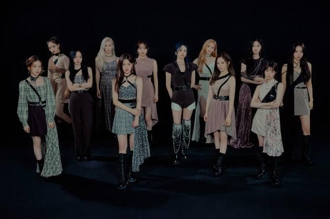 이달의 소녀 `&`, 유나이티드 월드 차트 7위 기록…계속되는 '갓달소` 기록 행진