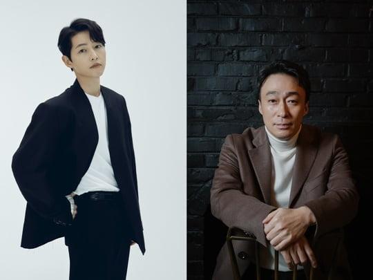 송중기X이성민, '재벌집 막내아들' 출연 확정…2022년 방송