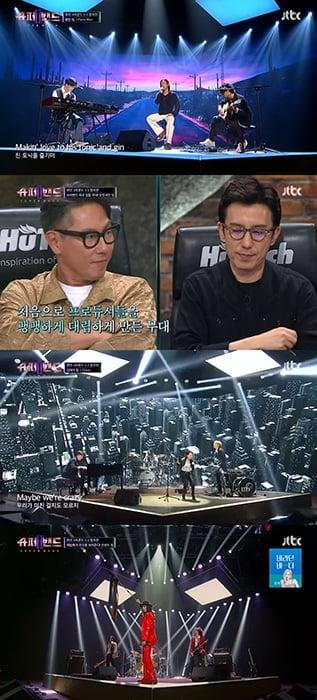 `슈퍼밴드2` 윤종신 VS 유희열, 살벌한 심사평 대립 `긴장감 ↑`