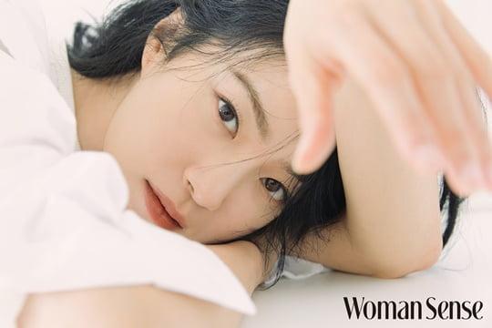 """옥자연 """"10년의 무명시절, 배우가 내 길이 맞나 고민한 적 있다"""" [화보]"""