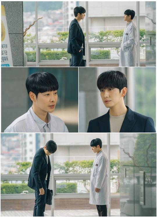 """'너는 나의 봄' 김동욱-윤박, """"눈에 보이는 것이 전부는 아니다.."""" 팽팽한 긴장감"""