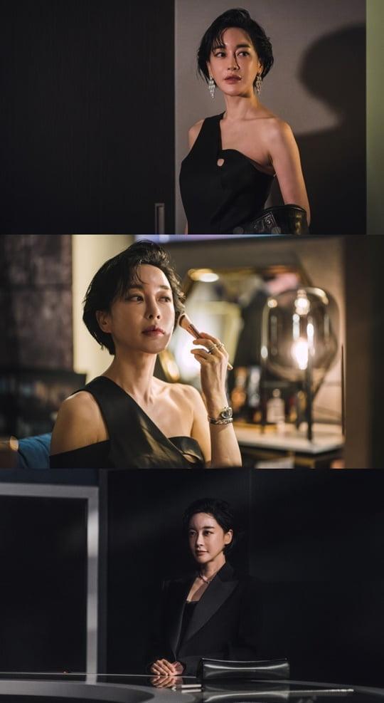 더 로드 김혜은 (사진=tvN)